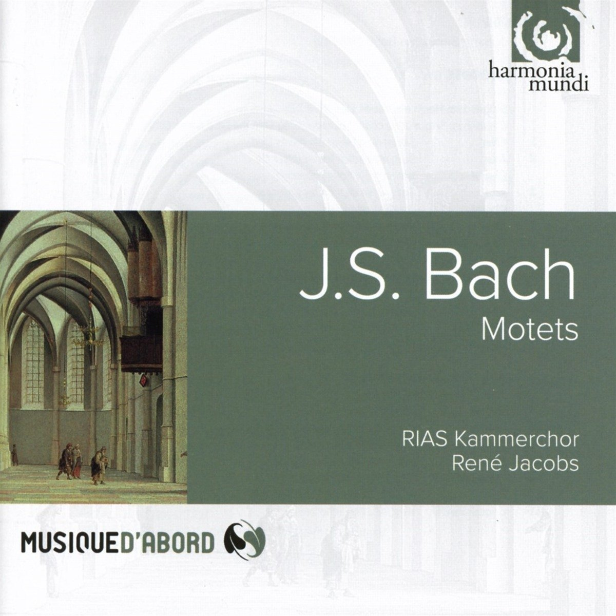 Rene Jacobs & RIAS-Kammerchor & Akademie fur Alte Musik